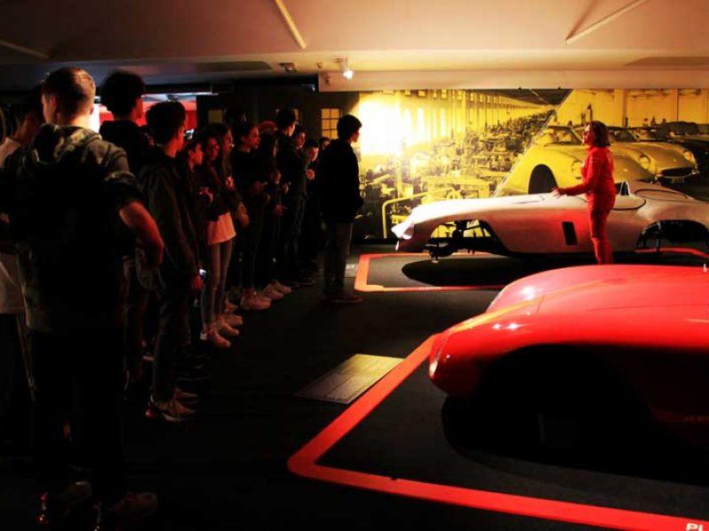 Visita al museo Ferrari